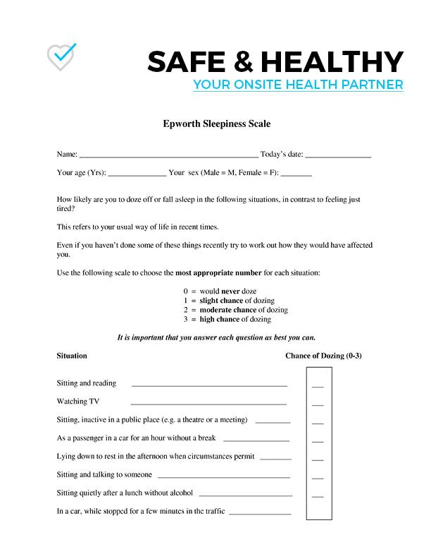 shiftwork fatigue management 2017 safe healthy